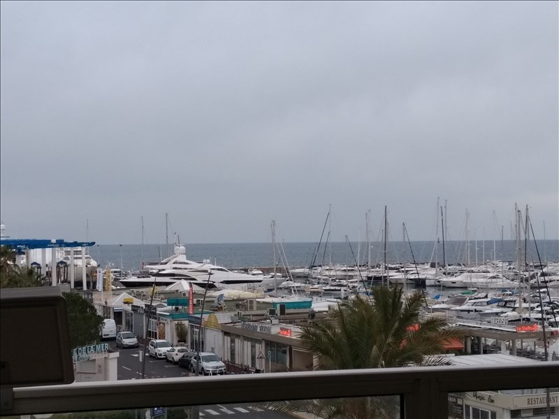 Vente de prestige appartement Le golfe juan 798 000€ - Photo 10