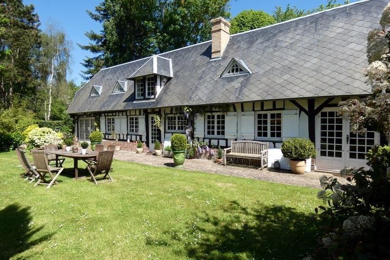 Vente maison / villa Conches en ouche 368000€ - Photo 1