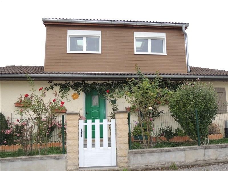 Vente maison / villa Sauverny 535000€ - Photo 1