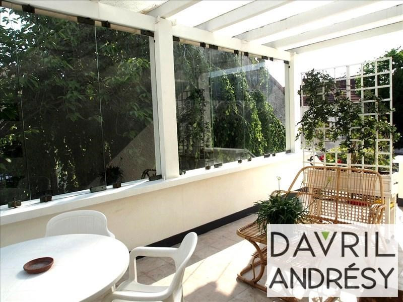 Deluxe sale house / villa Andresy 600000€ - Picture 7