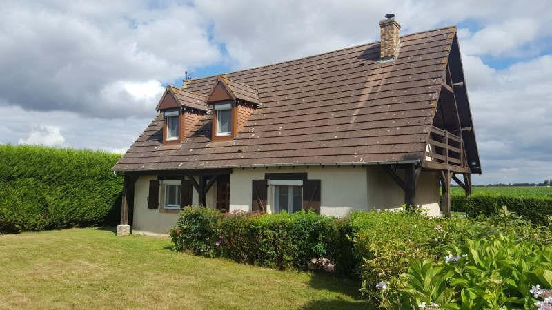 Vente maison / villa Les thilliers en vexin 205800€ - Photo 1