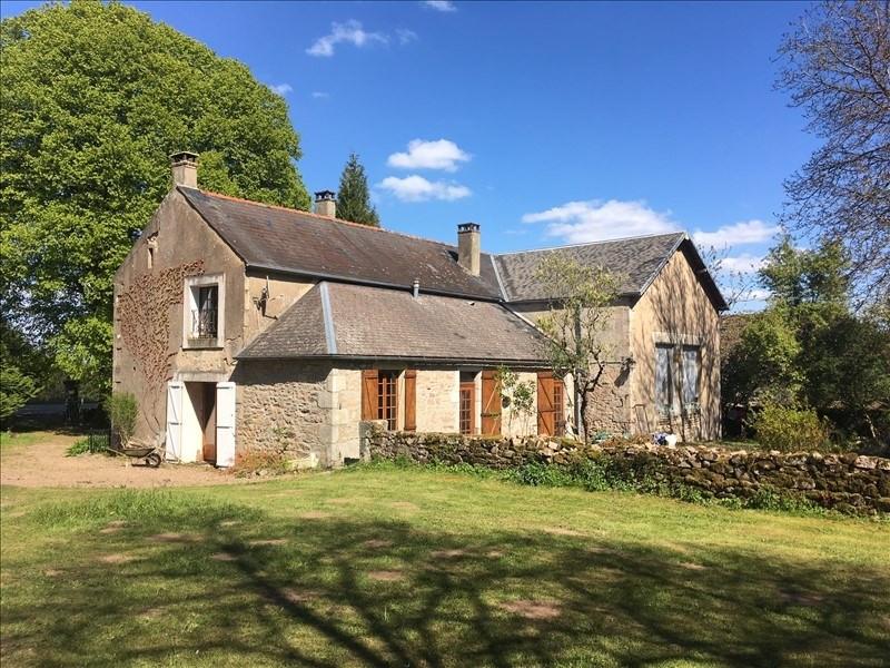 Sale house / villa Quarre les tombes 135000€ - Picture 1
