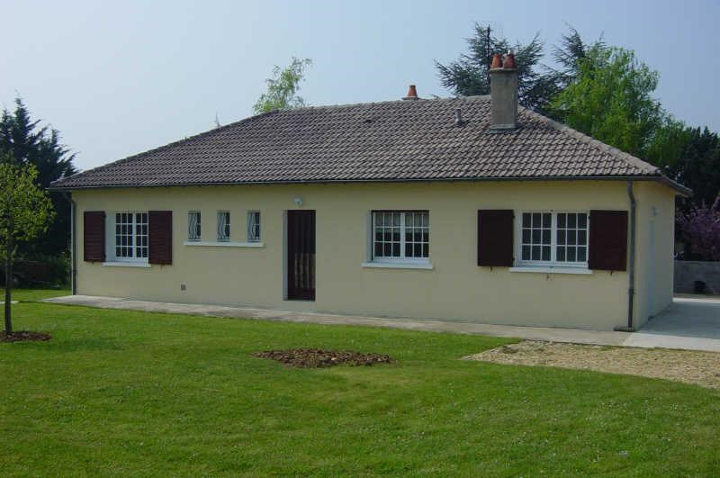 Location maison / villa Fontaine le comte 795€cc -  2