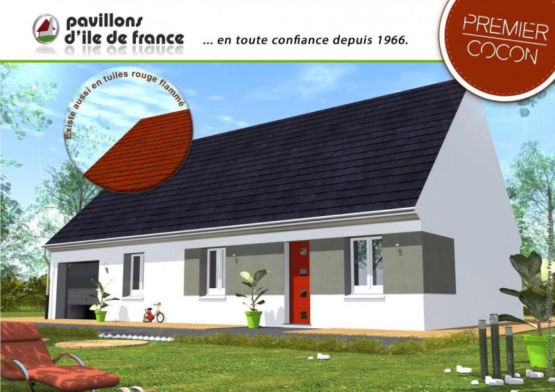 Terrain  de 807 m² Variscourt par PAVILLONS D ILE DE FRANCE