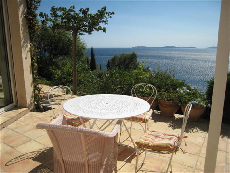 Vacation rental house / villa Cavalaire sur mer 2 500€ - Picture 8