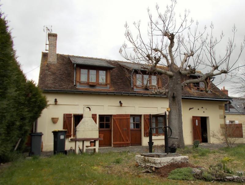 Vente maison / villa Villandry 212000€ - Photo 1