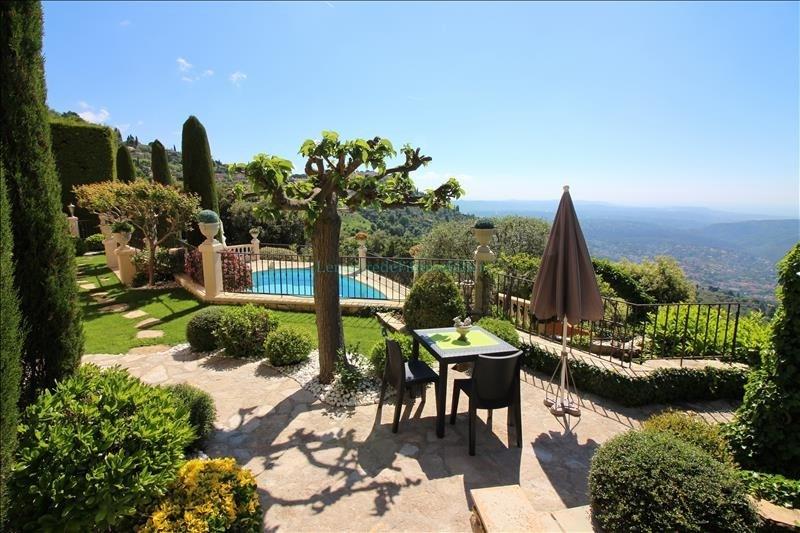 Vente de prestige maison / villa Cabris 1340000€ - Photo 7