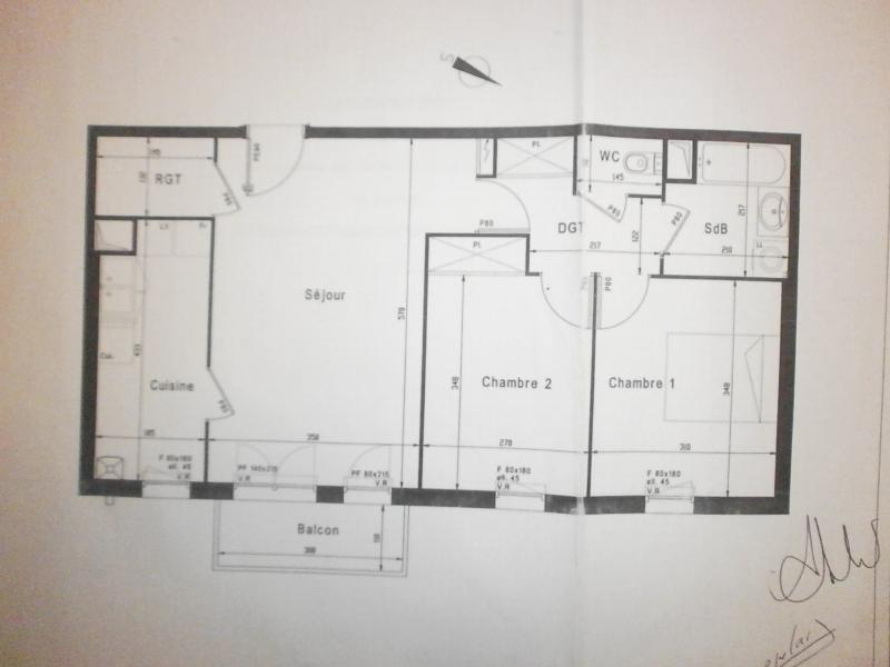 Sale apartment Ecquevilly 180000€ - Picture 5