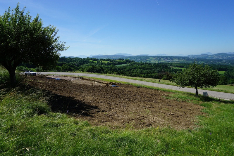 Vente terrain Cernex 210000€ - Photo 2