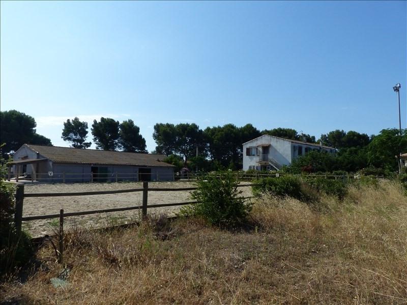 Sale house / villa Villeneuve les beziers 365000€ - Picture 1