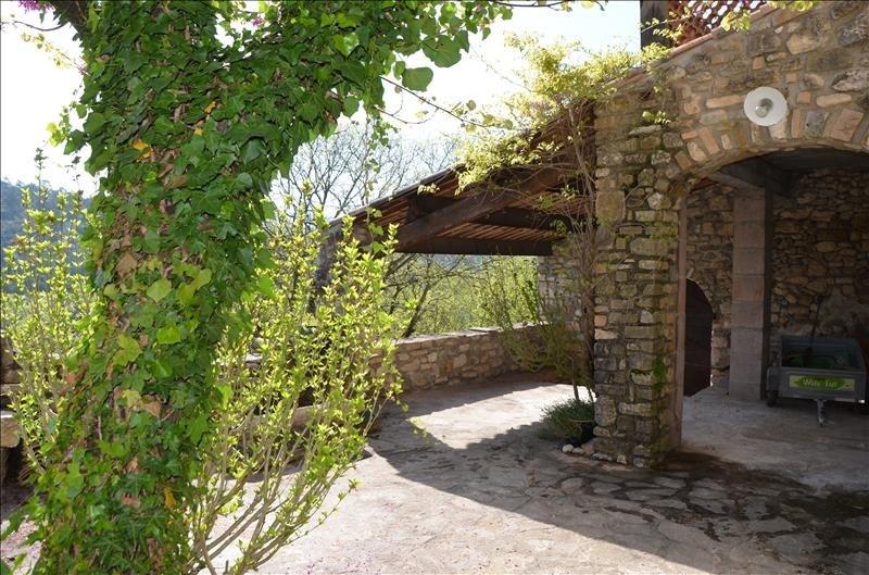 Sale house / villa Vallon pont d arc 189000€ - Picture 8
