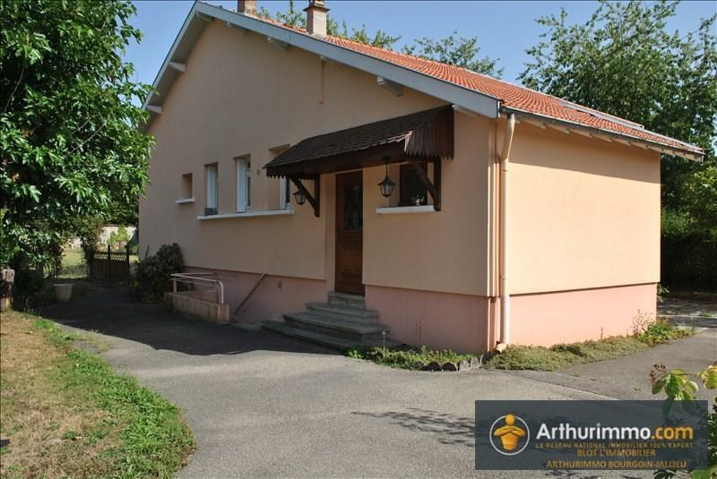 Sale house / villa Cessieu 155000€ - Picture 4