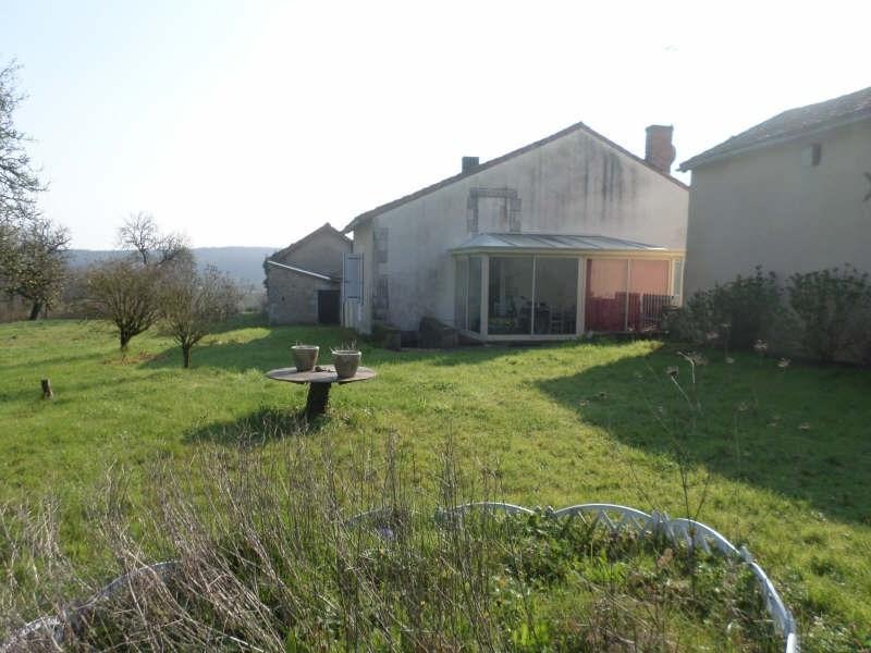 Vente maison / villa Civaux 166000€ - Photo 1