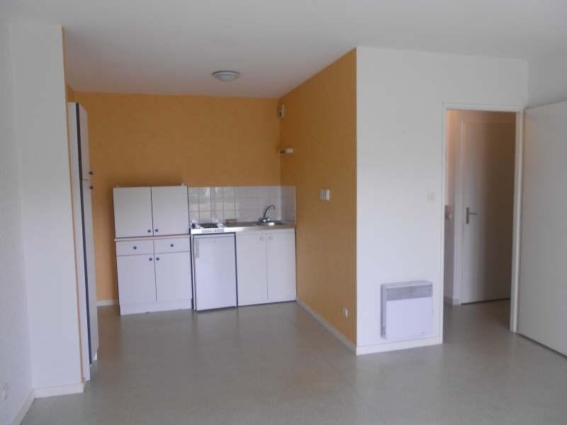 Location appartement Niort 449€ CC - Photo 1