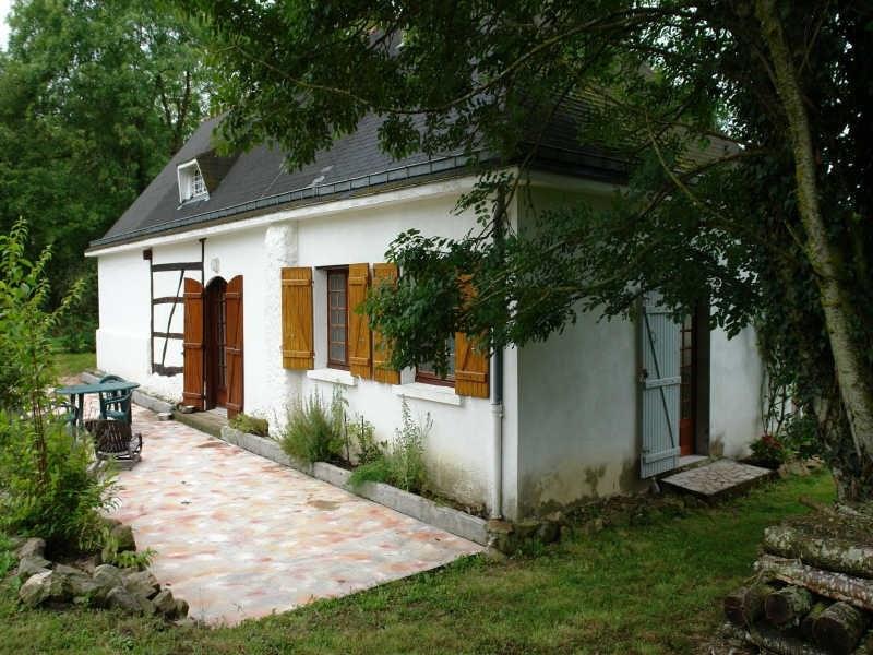 Sale house / villa Proche aubigny 136000€ - Picture 1