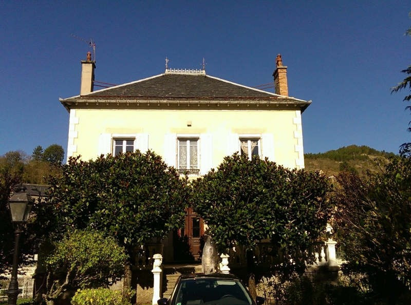 Revenda casa La canourgue 285000€ - Fotografia 1