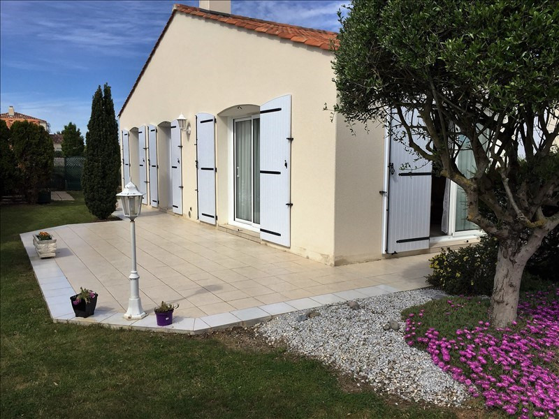 Sale house / villa St vincent sur jard 286 000€ - Picture 3