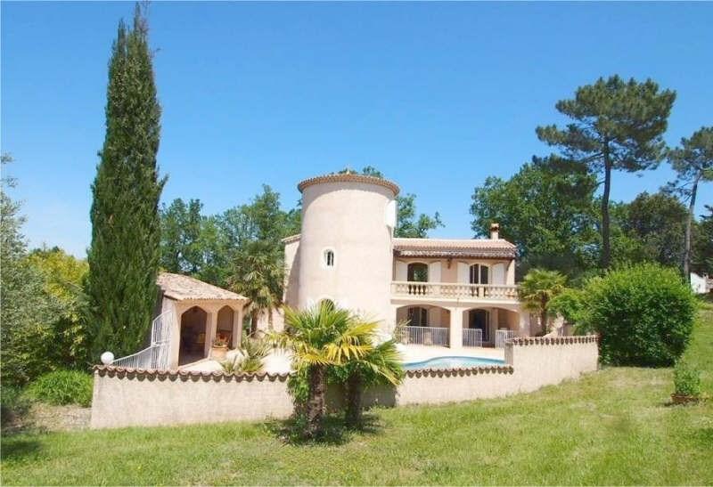 Vente maison / villa Labeaume 499200€ - Photo 2
