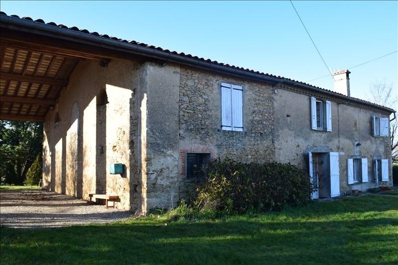 Vente maison / villa St felix lauragais 233000€ - Photo 1