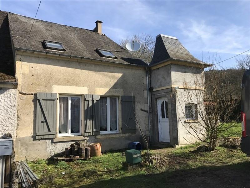 Vente maison / villa Poiseux 89900€ - Photo 2
