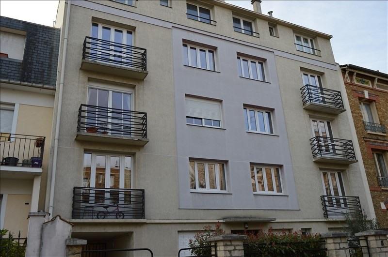 Sale apartment La varenne st hilaire 318000€ - Picture 1