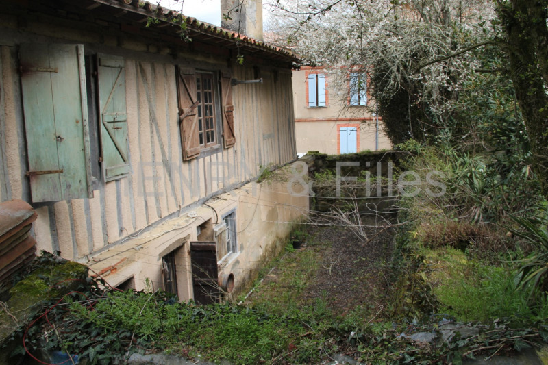 Sale house / villa Lombez 8 min 170000€ - Picture 4