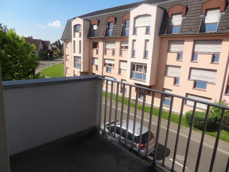 Location appartement Illkirch-graffenstaden 350€ CC - Photo 5