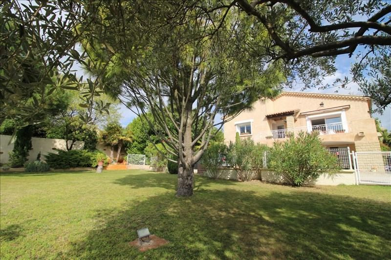 Vente maison / villa Mormoiron 354500€ - Photo 2