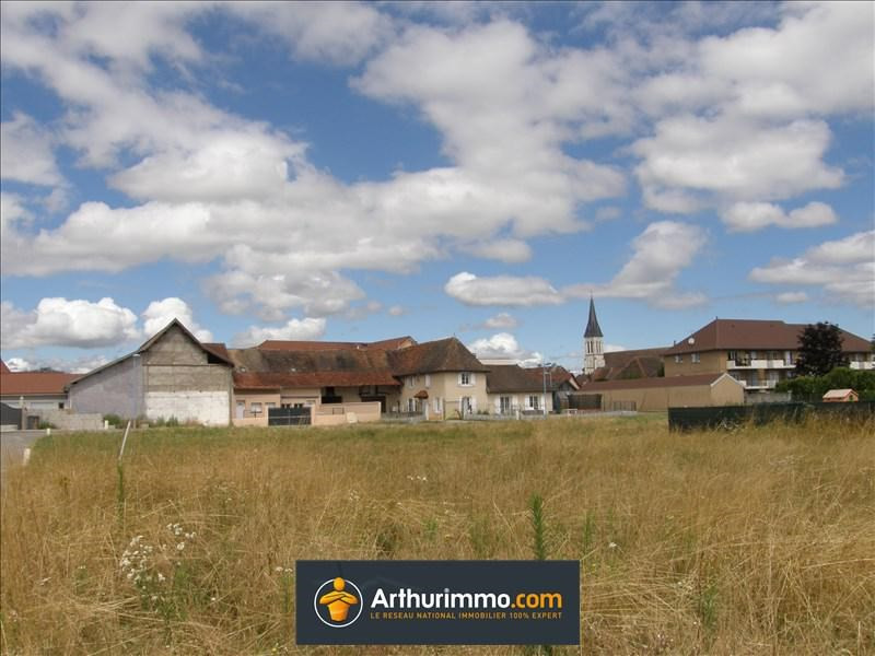 Vente terrain Morestel 71 000€ - Photo 1