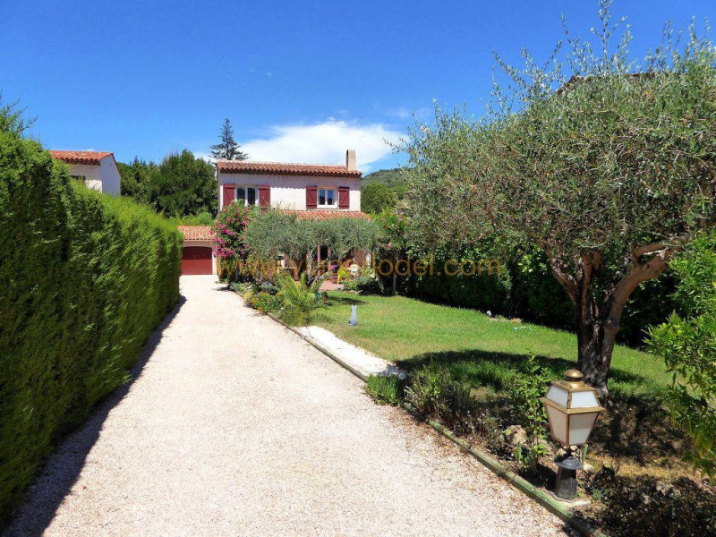 Vendita nell' vitalizio di vita casa Auribeau-sur-siagne 36000€ - Fotografia 1