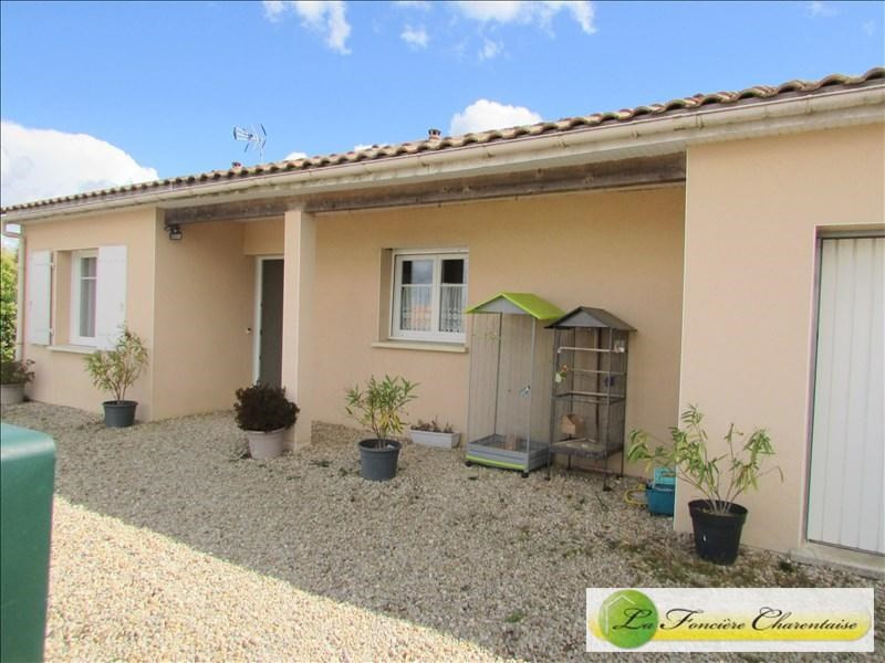 Investment property house / villa Aigre 119 000€ - Picture 1
