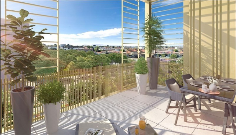 Sale apartment Montpellier 267000€ - Picture 3