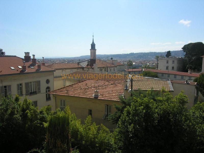 Vendita nell' vitalizio di vita appartamento Nice 89000€ - Fotografia 2