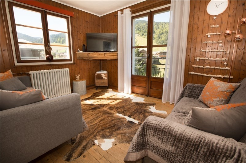 Sale apartment Morzine 530000€ - Picture 2