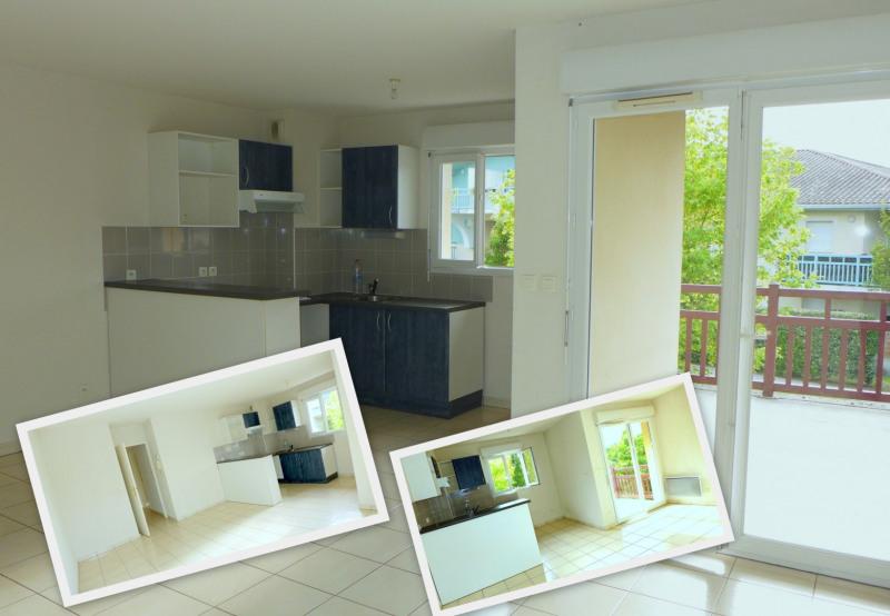Vente appartement Saint-vincent-de-tyrosse 132000€ - Photo 3