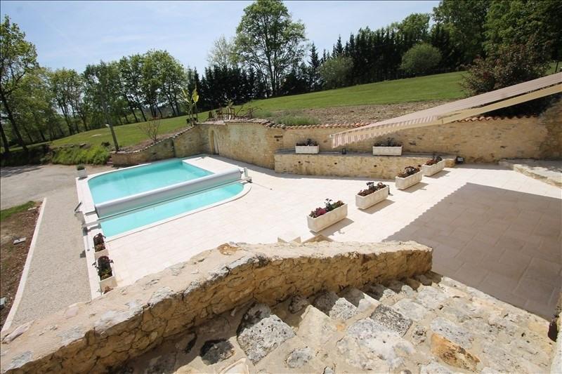 Vente de prestige maison / villa Lamonzie montastruc 435000€ - Photo 10