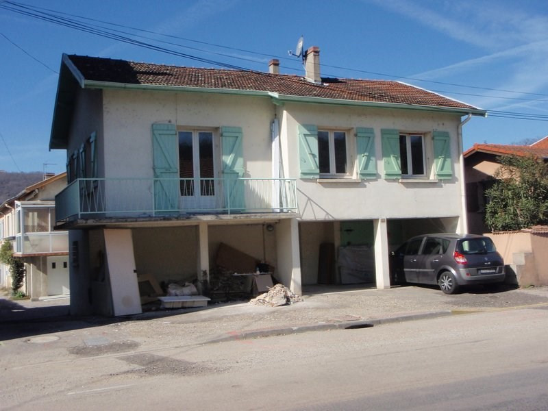 Venta  casa St vallier 149000€ - Fotografía 1