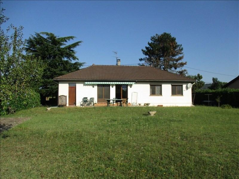Vendita casa St marcellin 190000€ - Fotografia 1
