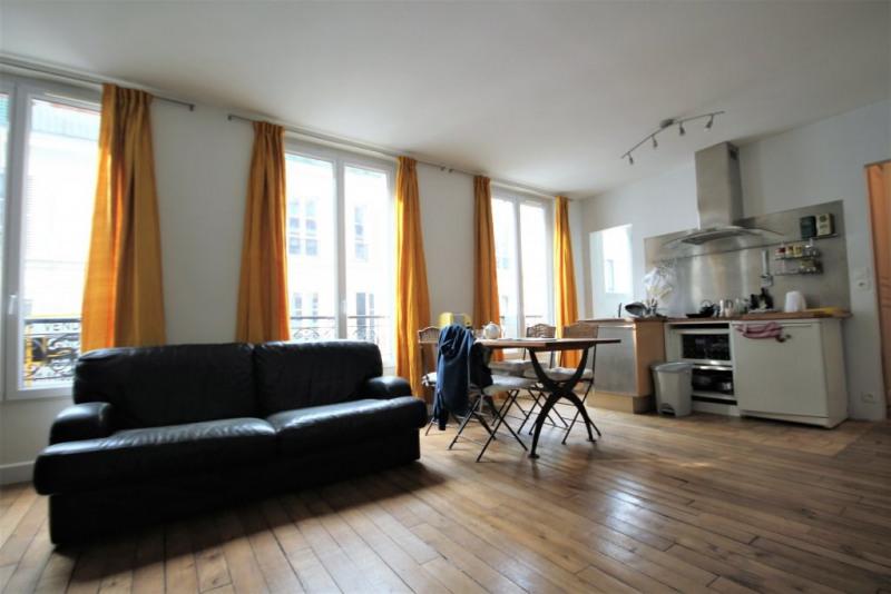 Vente appartement Paris 18ème 370000€ - Photo 3