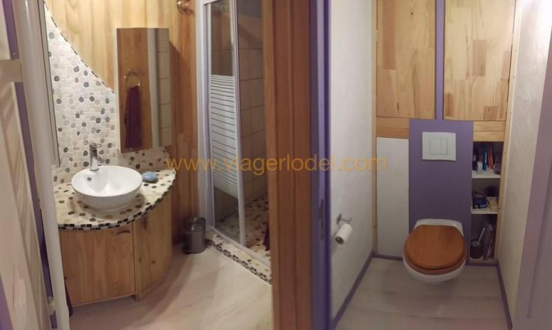 Lijfrente  huis Montouliers 35000€ - Foto 10