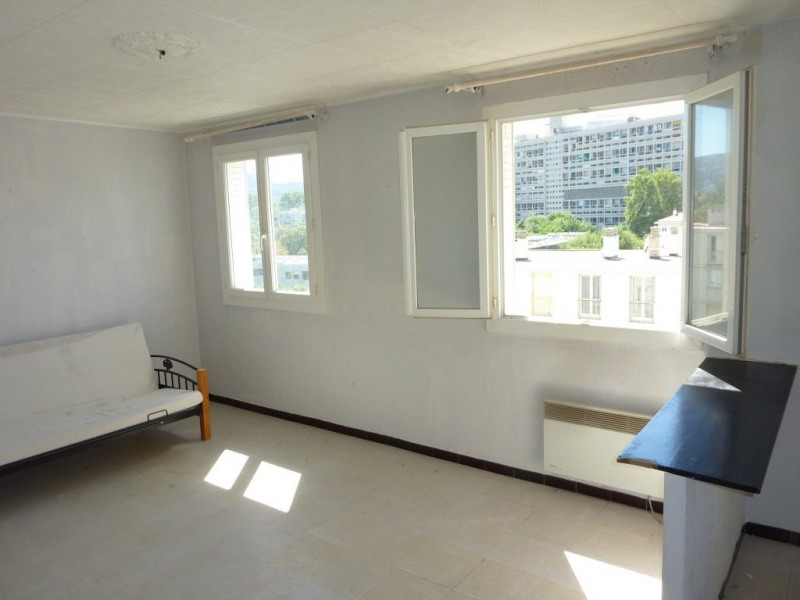 Sale apartment Marseille 9ème 77000€ - Picture 2