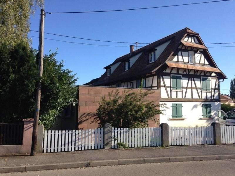 Rental apartment La wantzenau 498€ CC - Picture 1