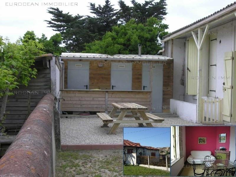 Vermietung von ferienwohnung haus Lacanau-ocean 425€ - Fotografie 1
