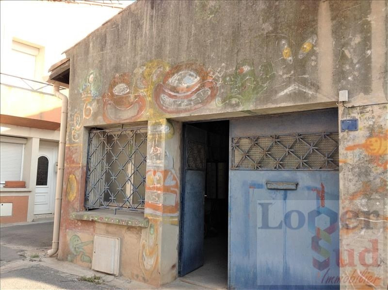 Sale house / villa Balaruc le vieux 160000€ - Picture 1