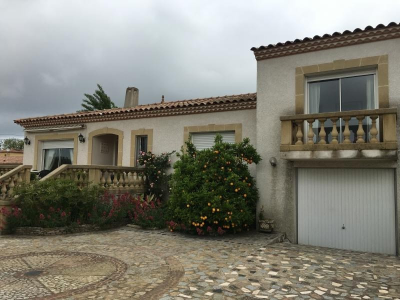 Vente maison / villa Lunel 430 000€ - Photo 1