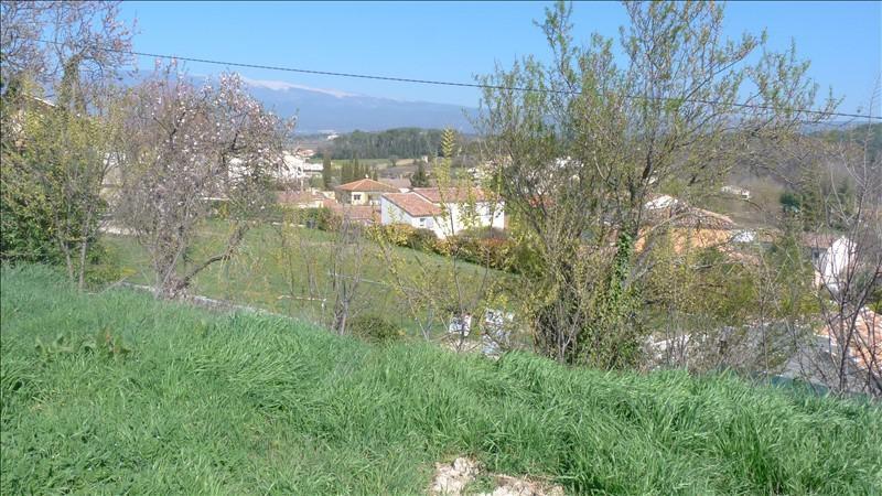 Verkoop  stukken grond Mormoiron 132000€ - Foto 1