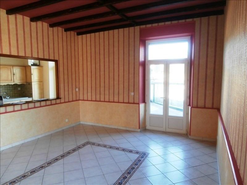 Rental apartment Secteur aussillon 580€ CC - Picture 1