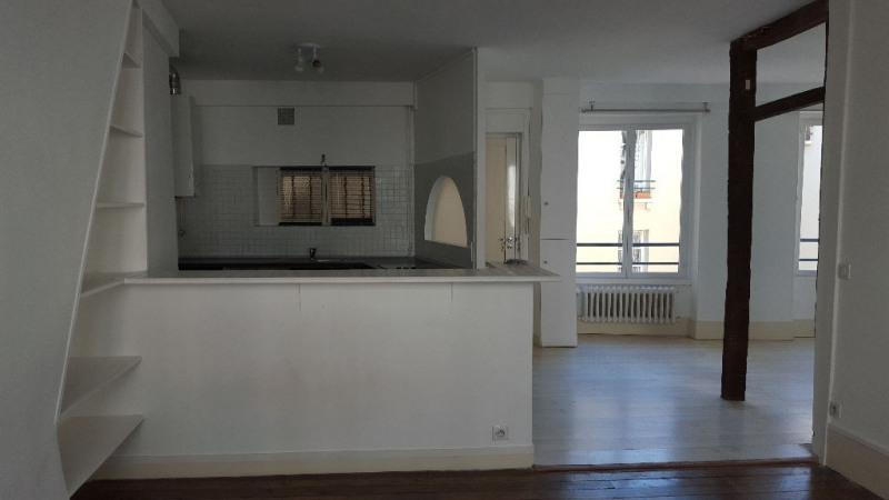 Rental apartment St germain en laye 1155€ CC - Picture 1