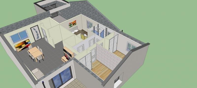 Sale house / villa Vouneuil sous biard 190000€ - Picture 5