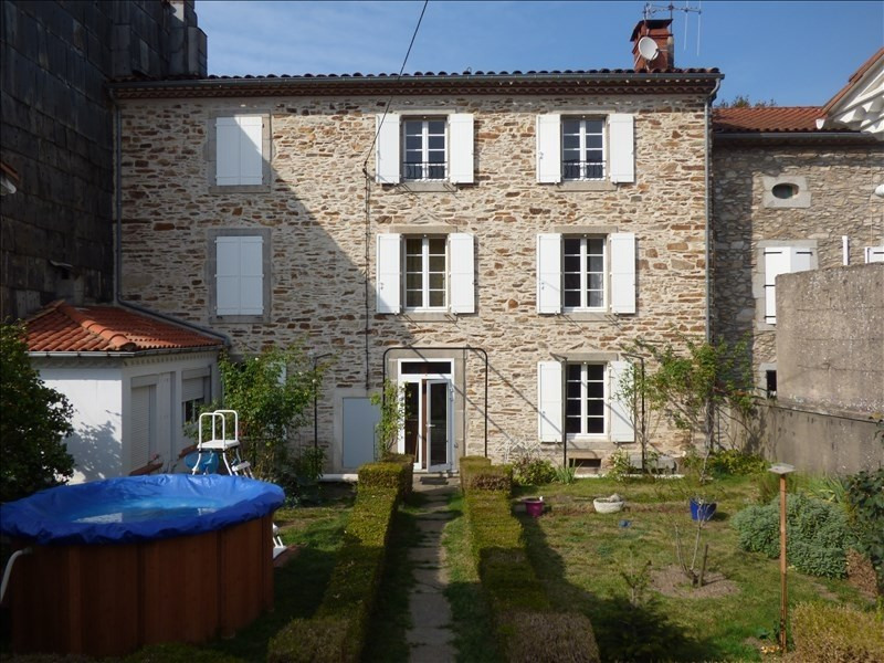 Vente maison / villa Labastide rouairoux 172000€ - Photo 1